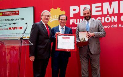 Prêmio da fundación CEA