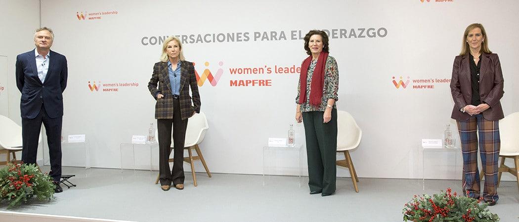 Tres altas ejecutivas debaten sobre los retos y el papel de la mujer en el ámbito de la empresa