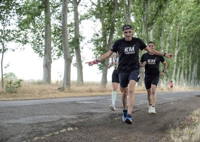 42 kilómetros de confianza