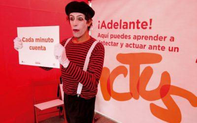 Campaña Ictus: Evita, aprende, actúa