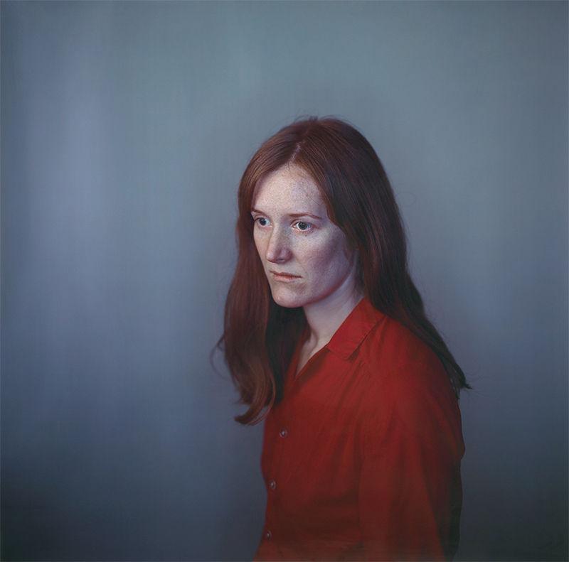 Richard Learoyd Rachel, 2009 Cortesía del artista y de la Fraenkel Gallery, San Francisco