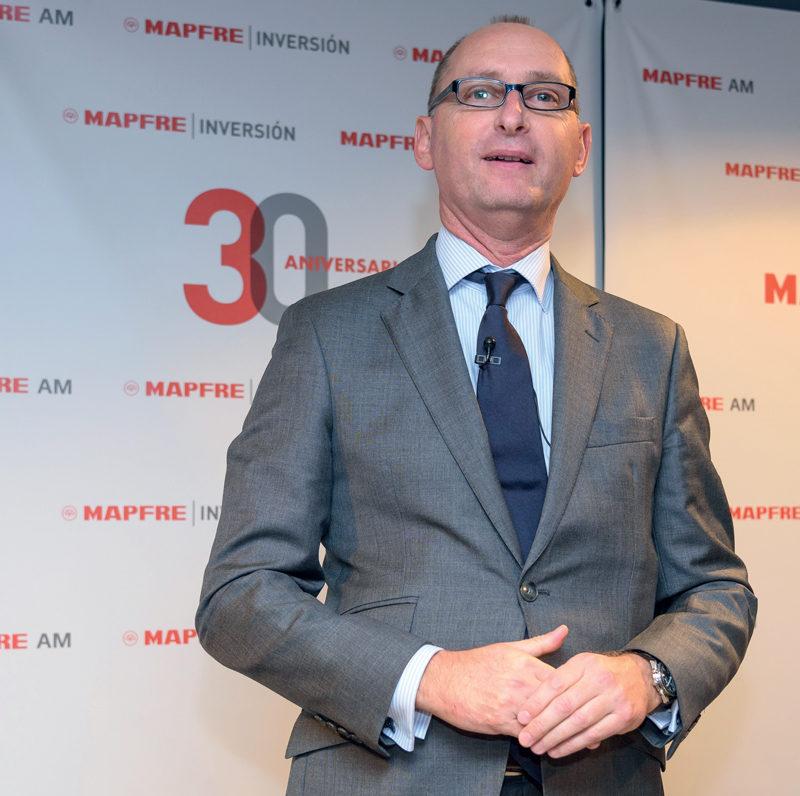 José Luis Jiménez, director general de inversiones de MAPFRE
