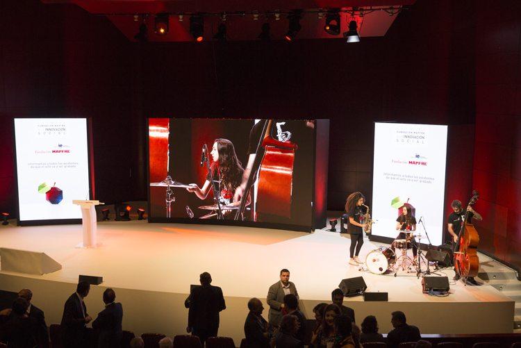 Ceremonia de los Premios de Innovación Social