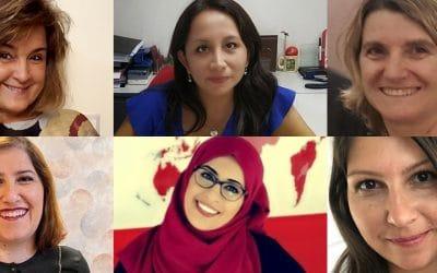 Mujeres STEM