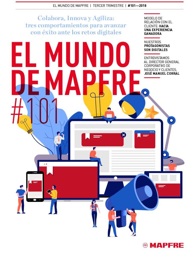 Revista El Mundo de MAPFRE 101