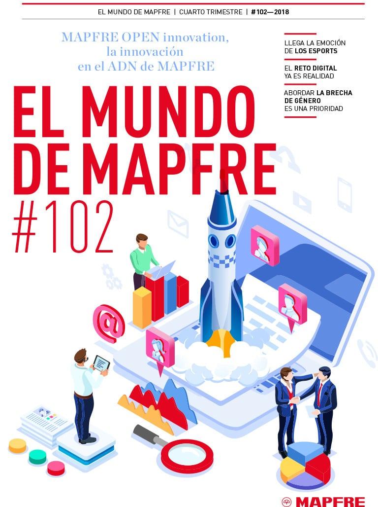 Revista El Mundo de MAPFRE 102