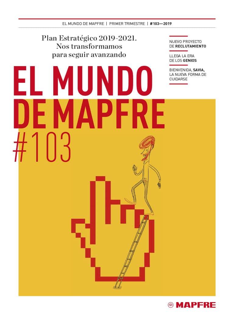 Revista El Mundo de MAPFRE 103