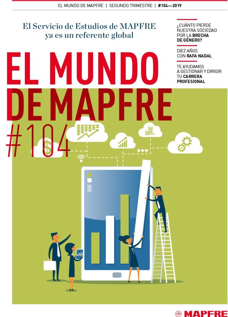 Revista El Mundo de MAPFRE 104