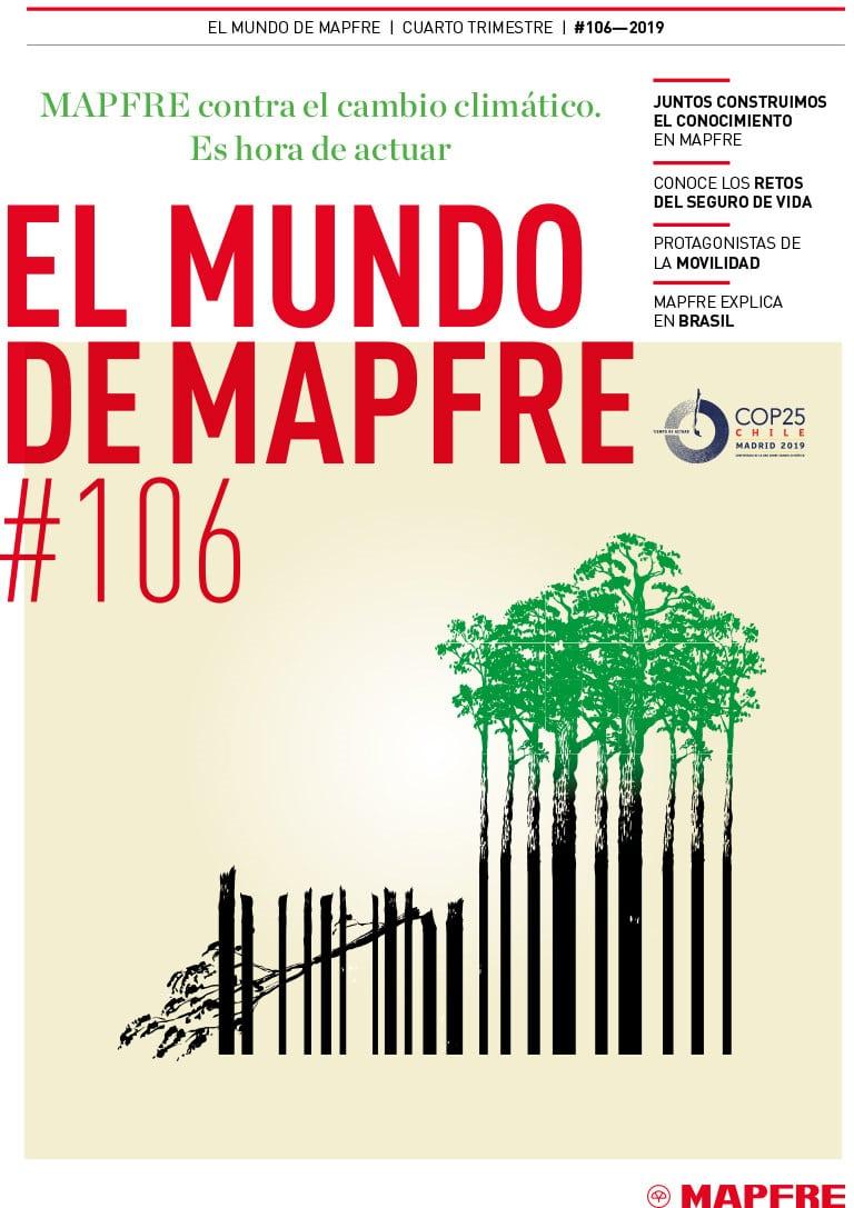 Revista El Mundo de MAPFRE 106