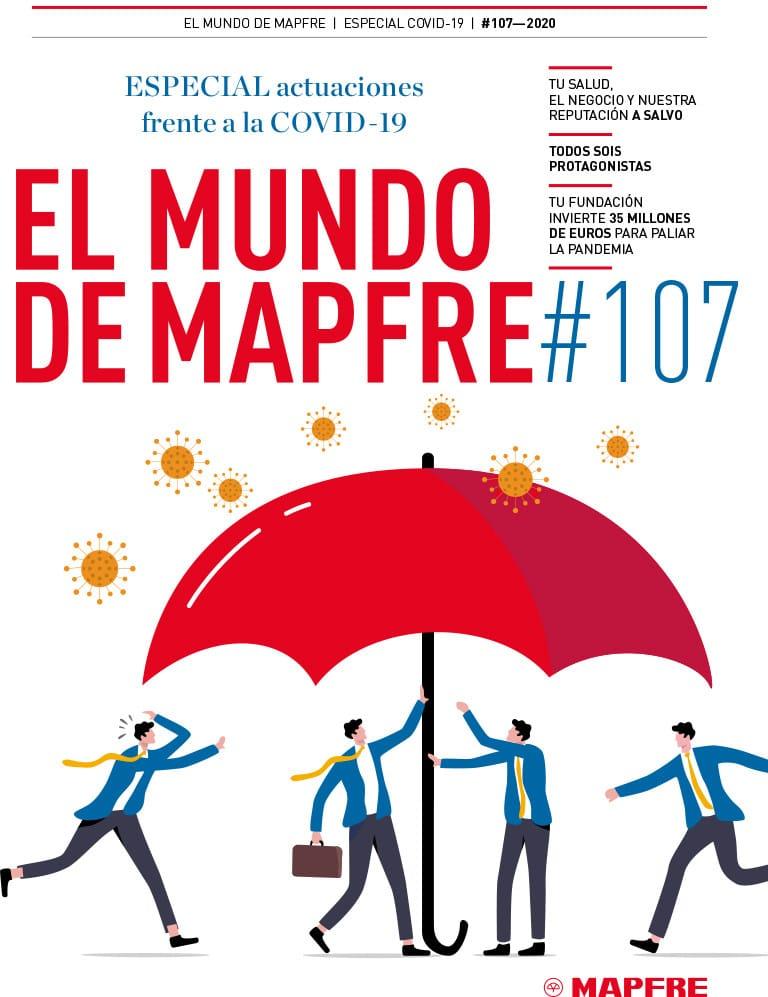 Revista El Mundo de MAPFRE 107