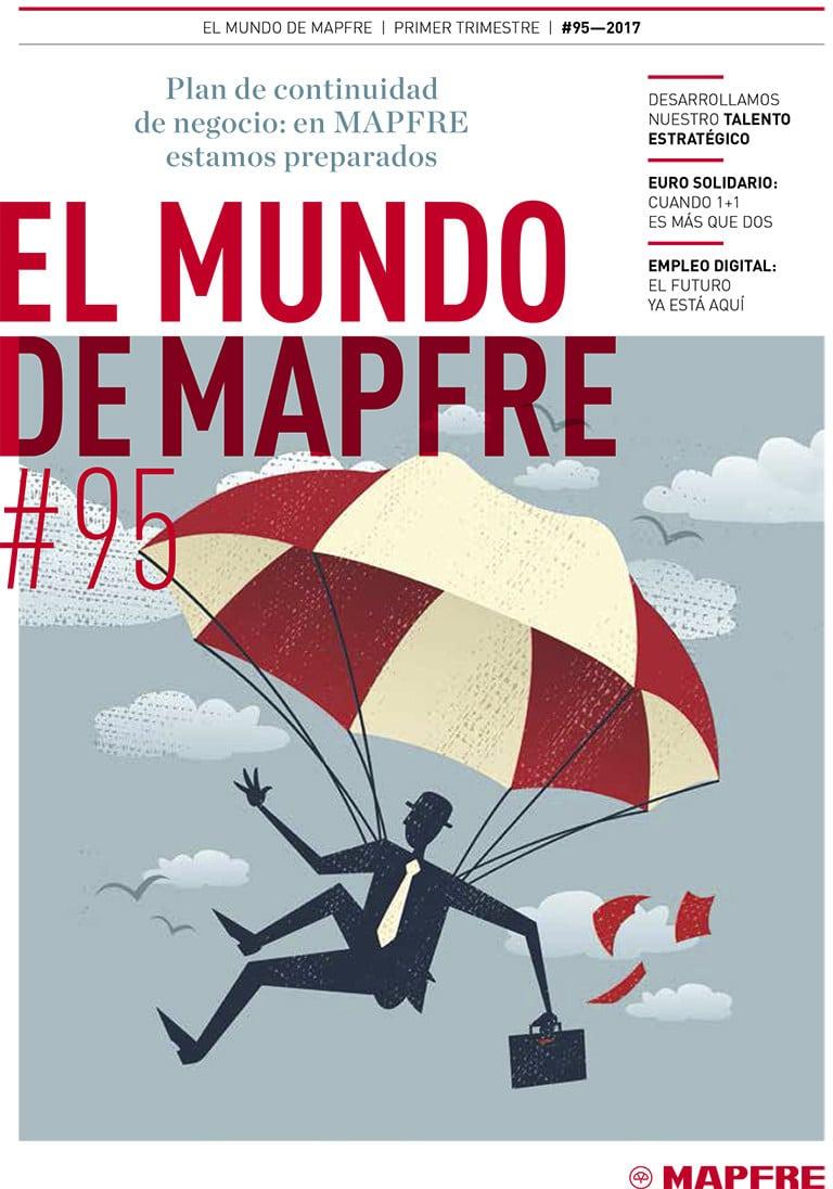 Revista El Mundo de MAPFRE 95
