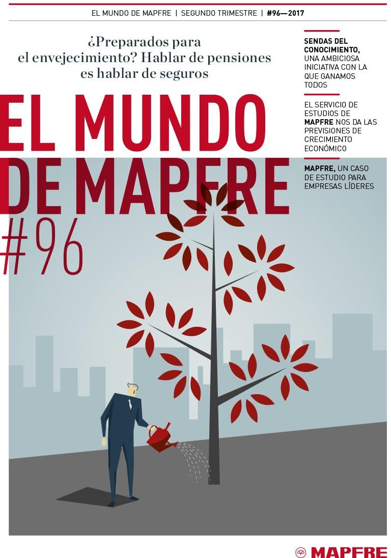 Revista El Mundo de MAPFRE 96