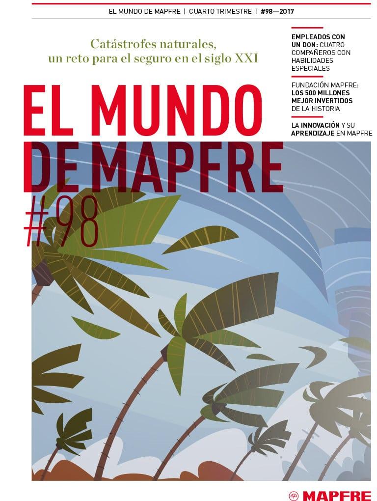 Revista El Mundo de MAPFRE 98