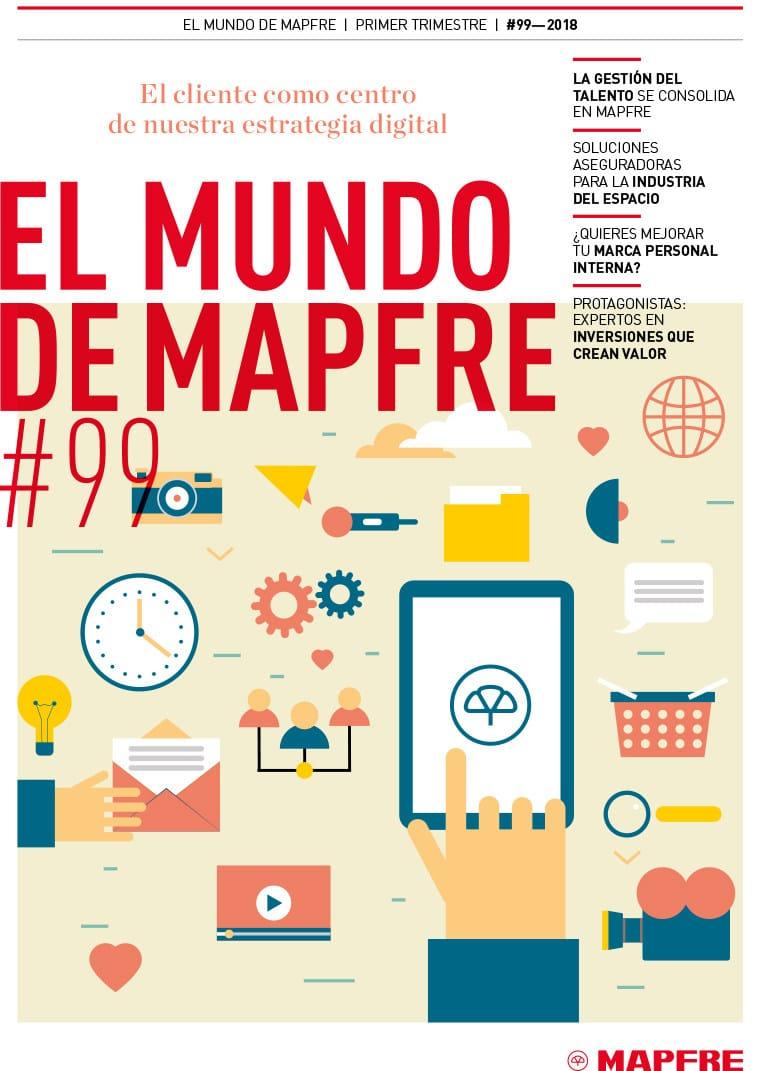 Revista El Mundo de MAPFRE 99