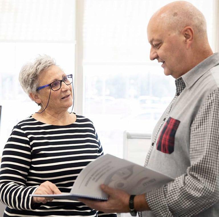 El proyecto Ageing desarrolla medidas para el colectivo más senior de la compañía en materia de talento, formación y salud