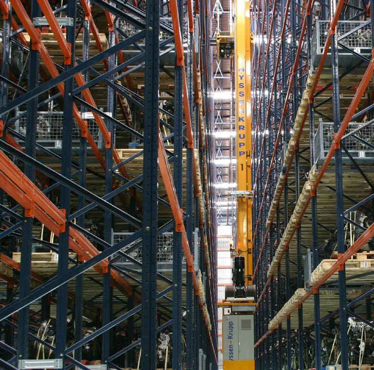 En Cesvi Recambios se genera un ahorro anual de 825 toneladas de cristal y 1.200 toneladas de plástico