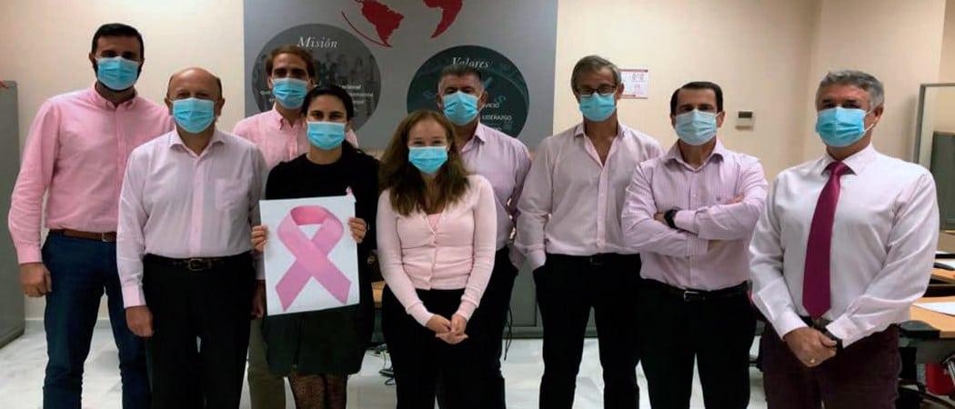 Así hemos vivido la campaña Súmate al Rosa en el Mundo