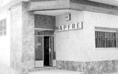 75 años de historia de una oficina de MAPFRE