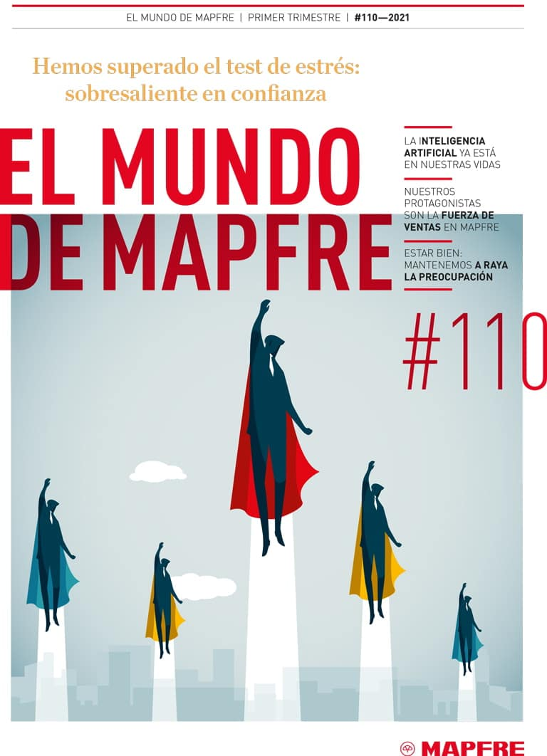 Revista El Mundo de MAPFRE 108